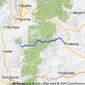 Day 18 Yakima to Morton
