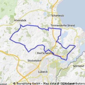 Mittellange Route