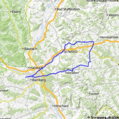 Brauereirunde in die Fränkische Schweiz