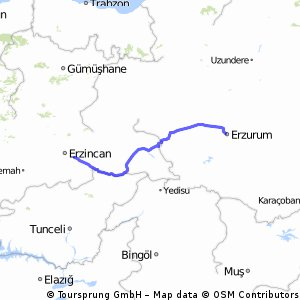 Erzincan-Erzurum