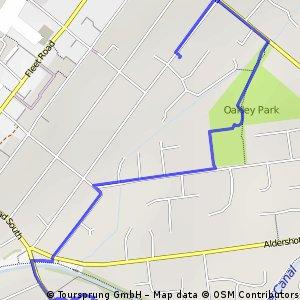 School route D