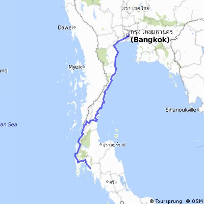 Por Tailandia en bici CLONED FROM ROUTE 774545