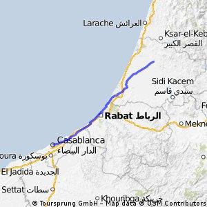Etapa 2 Tour of Maroc
