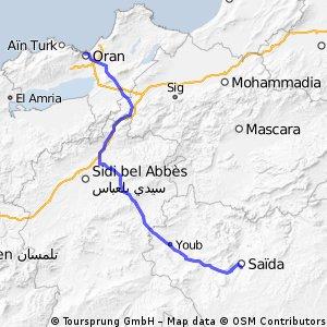 Argelia 2 (Orán-Salda)
