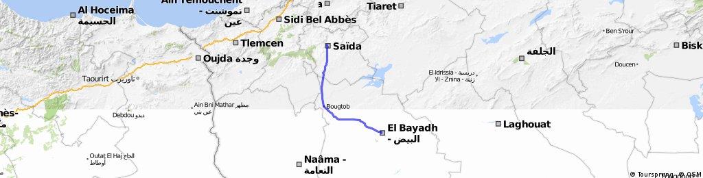 Argelia 3 (Saida-El Bayadh
