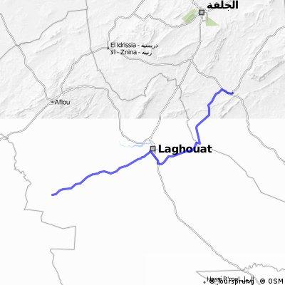 Argelia (Tadjrouna-Messad)