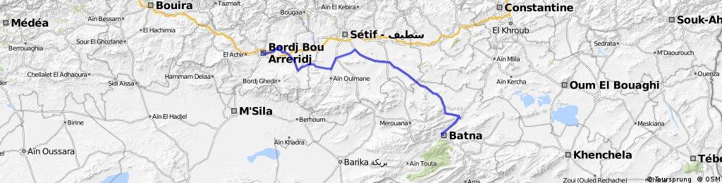 Argelia (Batna-Bordj Bou)