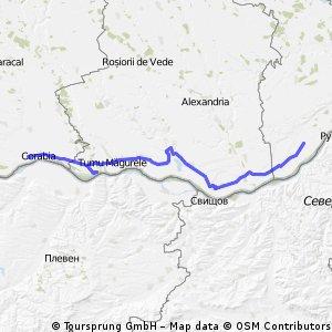 A opta zi (22.09.2012): Corabia - Malu