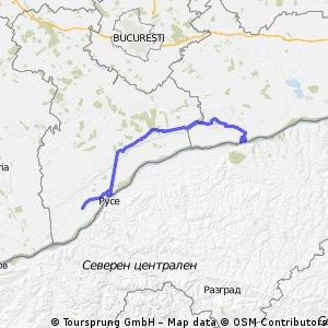 A noua zi (23.09.2012): Malu - Giurgiu - Oltenita