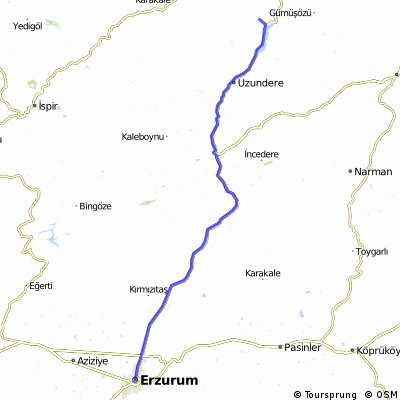090530 Erzurum - Stausee