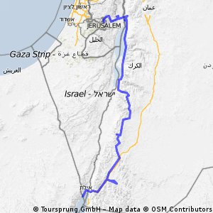 Jordanija 2012
