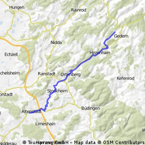 Tour 2009 4. Tag Teil 1