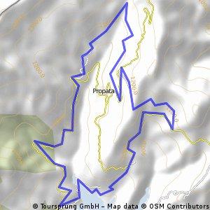 Anello Mtb di Caprile di Propata