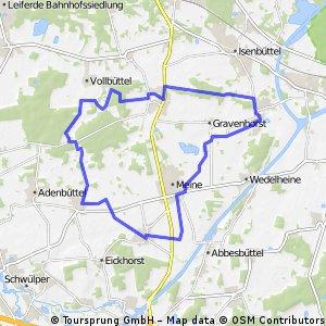 Wasbütteler Radlertreff Tour  4   10.05.2012