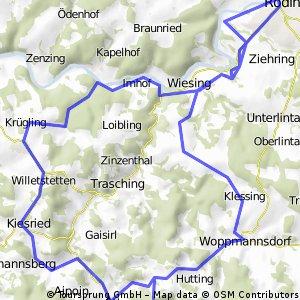Roding Beucherling Au Sengersberg