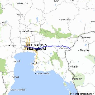 Poipet - Bangkok