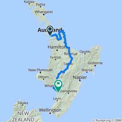 2012/13 Neuseeland-Nord