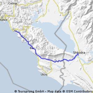 14 - ECT 2013 - PETROVAC - SHKODER (70km)