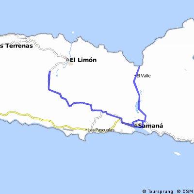 Arroyo Surdido (El Limon) Samana El Valle