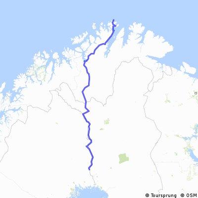 Overtomea-Nordkapp
