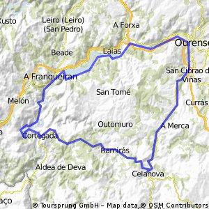 Celanova-Ourense
