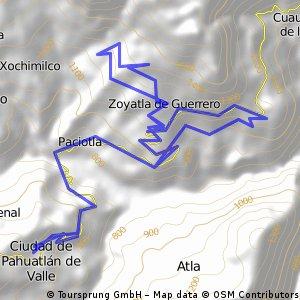 Pahuatlán - Zoyatla