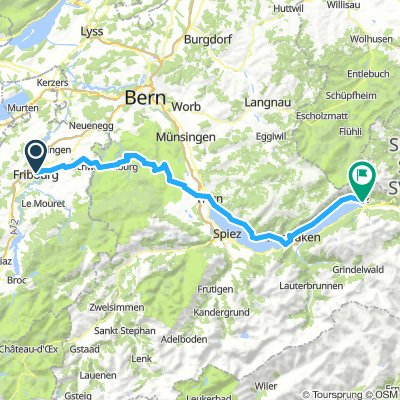 2010.09.07. Fribourg - Brienz