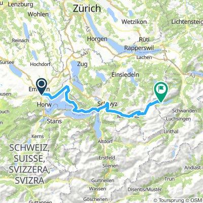 2010.09.09. Luzern - Hinter-Klöntal