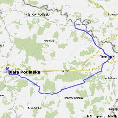 Tour de BiaTe - dzień 5
