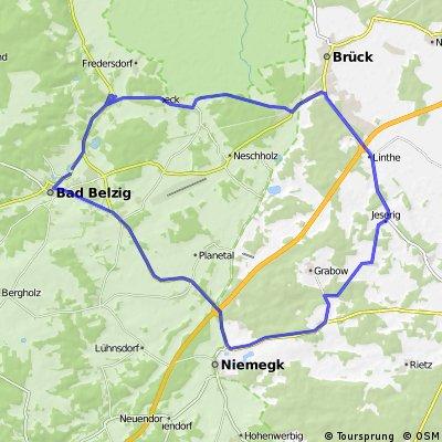 Bad Belzig - Haseloff- Belzig