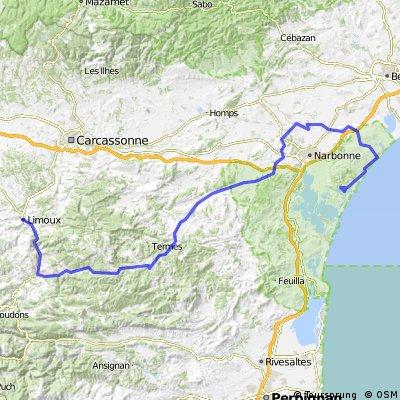 D-130206 - Tour Méditerranéen - Stage 01
