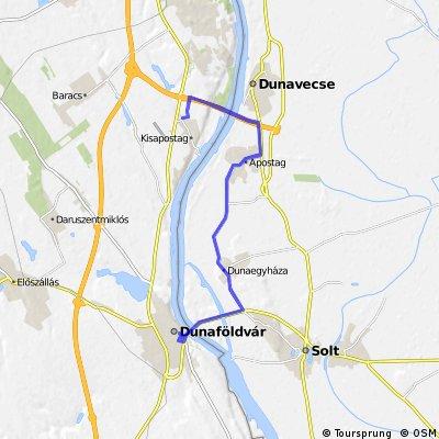 Kisapostag Dunaföldvar