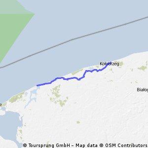 Wyjazd nad morze - etap 12