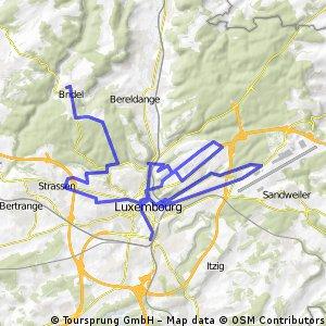Parcours Côtes & Plat Luxembourg
