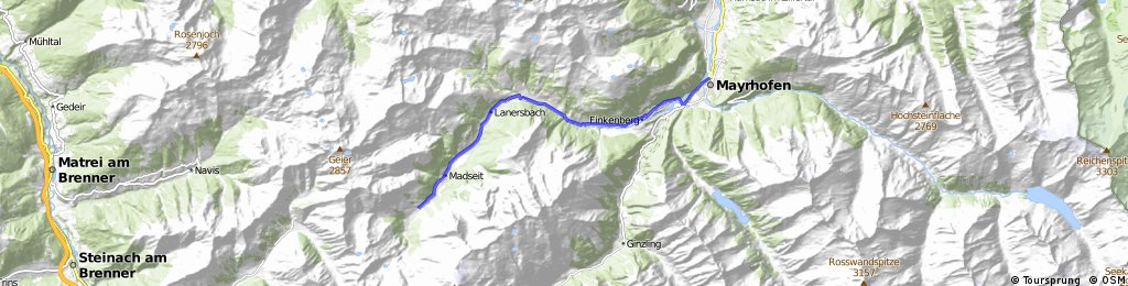Mayrhofen - Hintertux