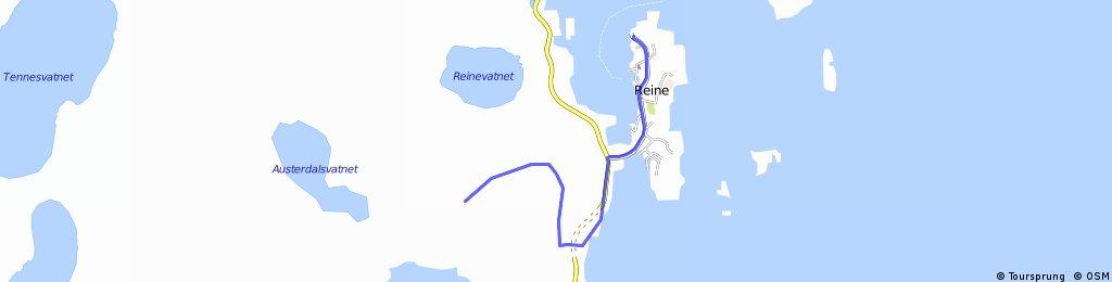 2006_06_29 F Reine - Berg Reinebringen