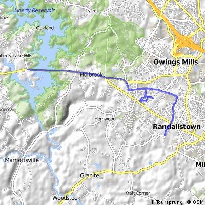 Part 2: Bike Ride 5-28-09