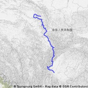Xining-Leshan 3