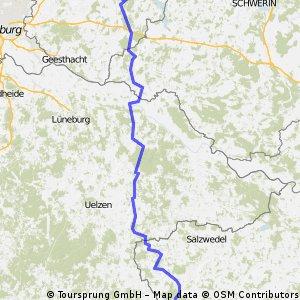 Lübeck - Wolfsburg