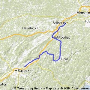 Salisbury-Sussex (choix 2)