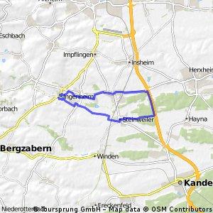 Ingenheim-Steinweiler-Rohrbach