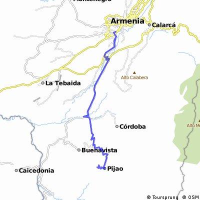 Armenia-Pijao