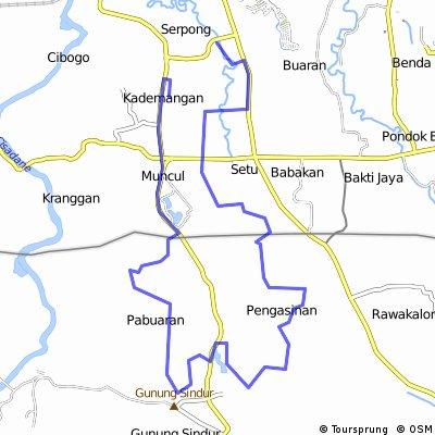 Taman Kota 2 - Sop Nunung via RawaKalong - Gotong Royong