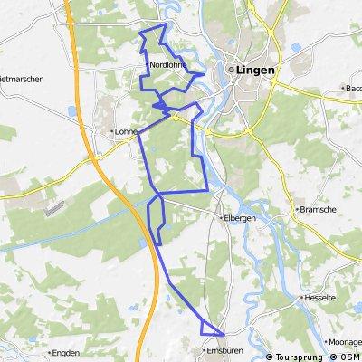 Emsbüren-Wachendorf-Emsbüren CLONED FROM ROUTE 911239