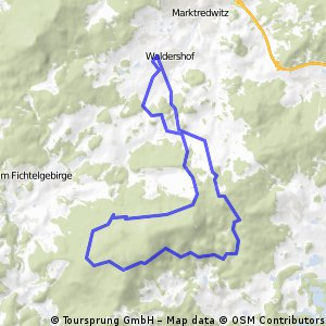 Sagenhafte Steinroute CLONED FROM ROUTE 859227