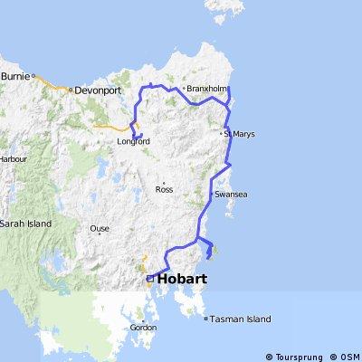 Tasmania January 2013