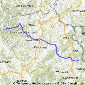 Fichtelgebirge-Frankenwald