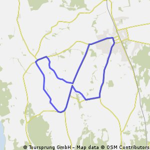 Kluge Roubaix: Helvete i Stange Vestbygd 11,5km sløyfe