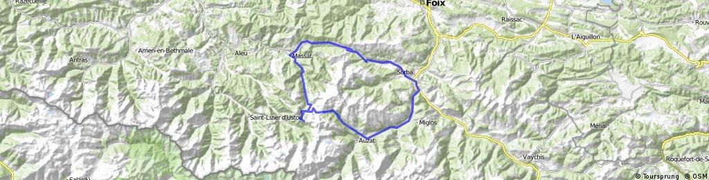 Col de Port & Col d'Agnes