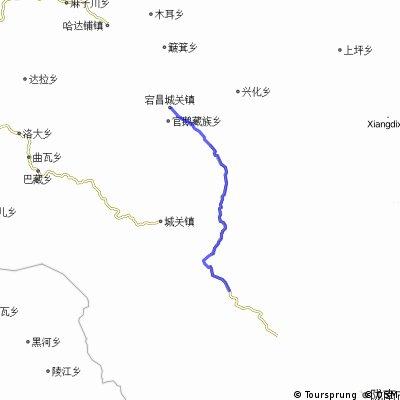 沙湾镇-宕昌县